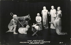 "Museum of Wood Carving - ""The Nativity"""