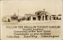 Follow the Swallow Tourist Camps, Inc.