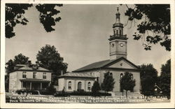 The Old Cathedral Parish Postcard
