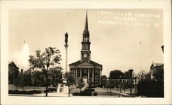 Chapel of the Immaculate Conception Postcard