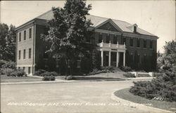 Veterans Hospital - Administration Building
