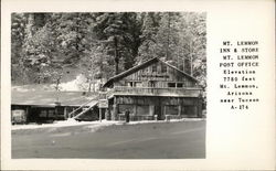 Mt. Lemmon Inn & Store, Post Office