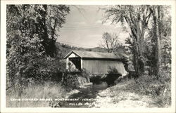 Levis Covered Bridge