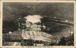 The Balsams from Mt. Abenaki