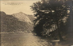 Echo Lake, Franconia Notch