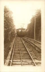 Incline Railway, Uncanoonuc Mountain
