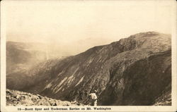 Boot Spur and Tuckerman Ravine, Mount Washington