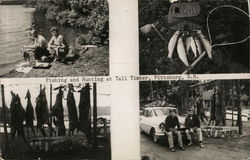 Fishing and Hunting at Tall Timber