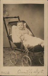Baby in a Carriage, Ourilla Gyte