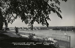 Mississippi River Lock and Dam No. 10