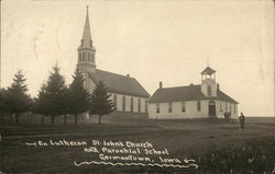 Evangelical Lutheran St. John's Church and Parochial School