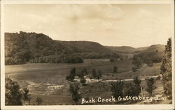 View of Buck Creek