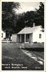 Hoover's Birth Place