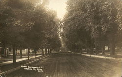 North Allamakee Street