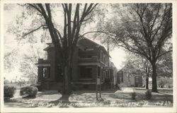 The United Presbyterian Home, Washington, IA.