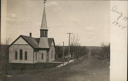 Norwegian Lutheran Church - Aug 1908
