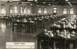 Veterans Administration Domiciliary - Dining Hall