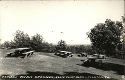 Typical Picnic Grounds - Eagle Point Park