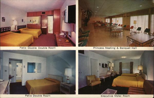 Aloha Motor Inn Hot Springs Arkansas