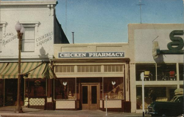The Chicken Pharmacy Petaluma California