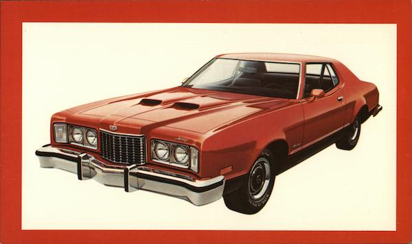 1974 Mercury Montego Cars