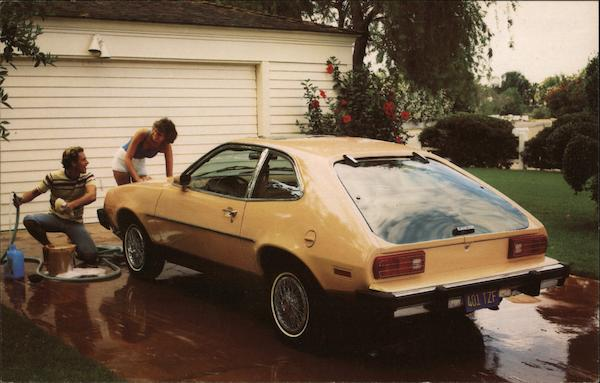 1979 Ford Pinto Cars