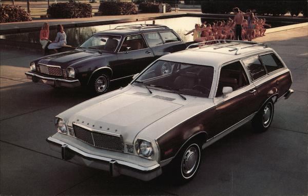1978 Mercury Bobcat Cars