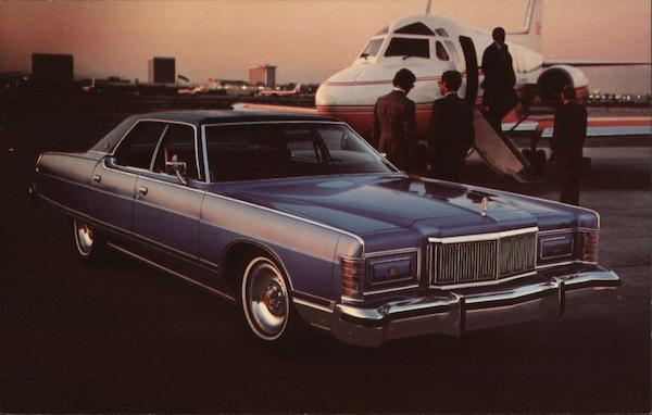 1978 Mercury Grand Marquis 4-Door Cars