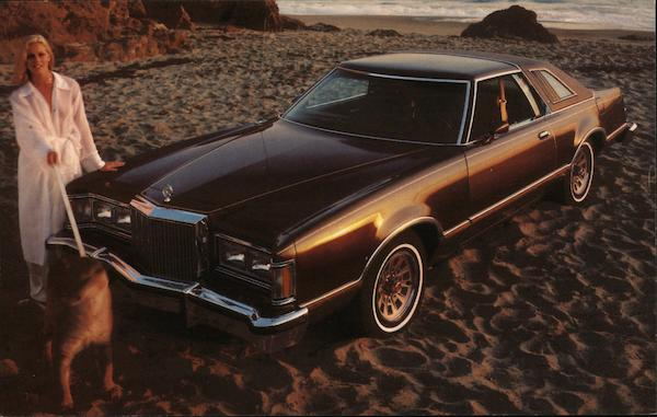 1978 Cougar XR-7 Cars