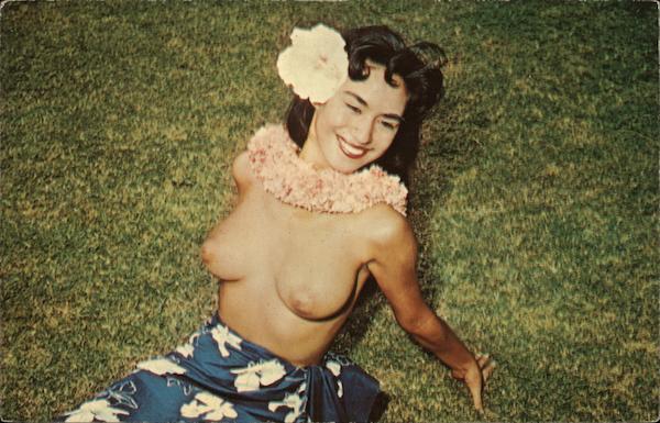 Hot nude hawaiian women