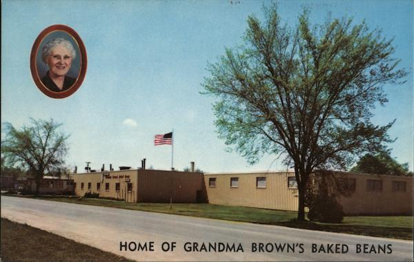 Home of Grandma Brown's Baked Beans Mexico New York