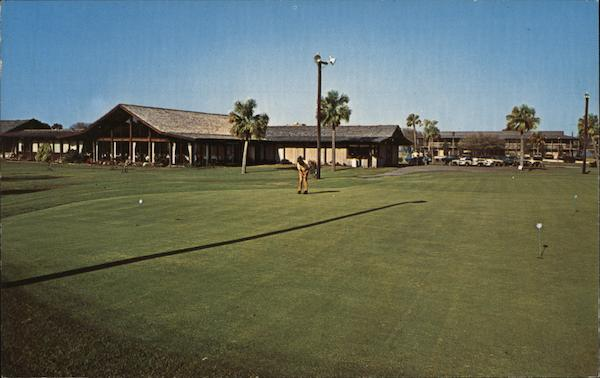 Port Royal Plantation Inn and Golf Club Hilton Head Island South Carolina