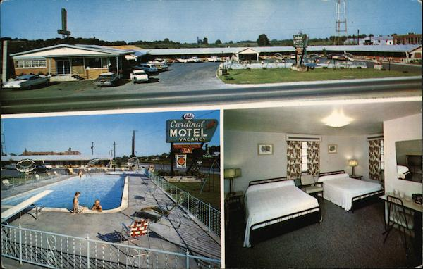 Cardinal Motel and Dining Room Elizabethtown Kentucky