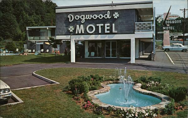 Dogwood Motel Gatlinburg Tennessee