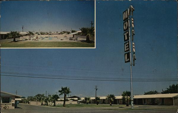 Starlite Motel Mesa Arizona