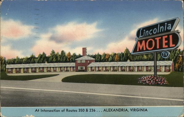 Lincolnia Motel Alexandria Virginia