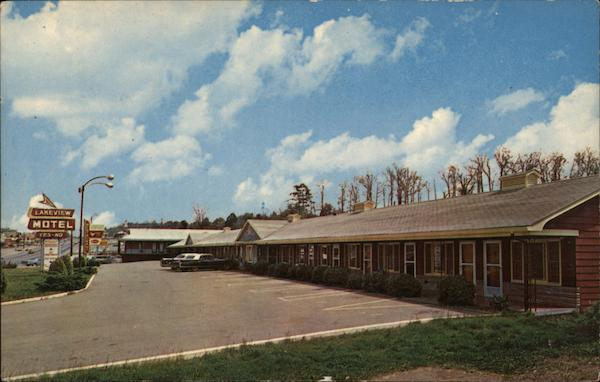 Lakeview Motel and Restaurant Knoxville Tennessee