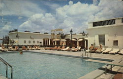 Rooftop Pool, Royal Orleans Hotel