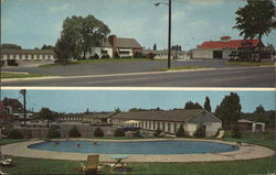 Turnpike Motel and Gino's Drive-In Restaurant