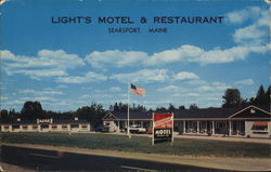 Light's Motel and Restaurant