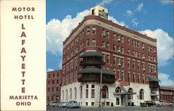 Motor Hotel Lafayette