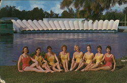 Weeki Wachee Girls