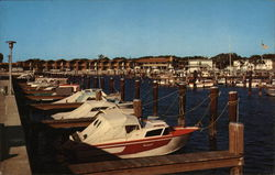 Dunedin Marina on Florida's Gulf Coast