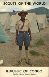 Scouts of the World, Republic of Congo