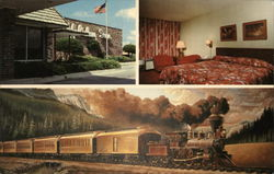 Holiday Inn and Whistle Stop Dining Room and Lounge