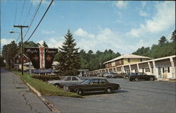 Maple Center Motel 20 Hastings St. (U.S. Rt. 5) St. Johnsbury, VT.