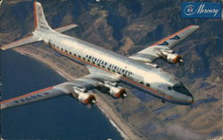 American Airlines - America's Leading Airline- The DC-7 Flagship