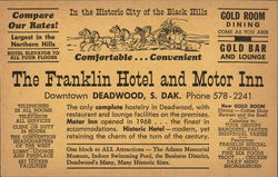 The Franklin Hotel and Motor Inn
