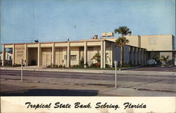 Tropical State Bank, Sebring, Florida