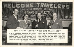 "Tommy Bartlet's ""Welcome Travelers"""